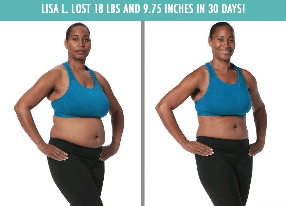 shakeology before after