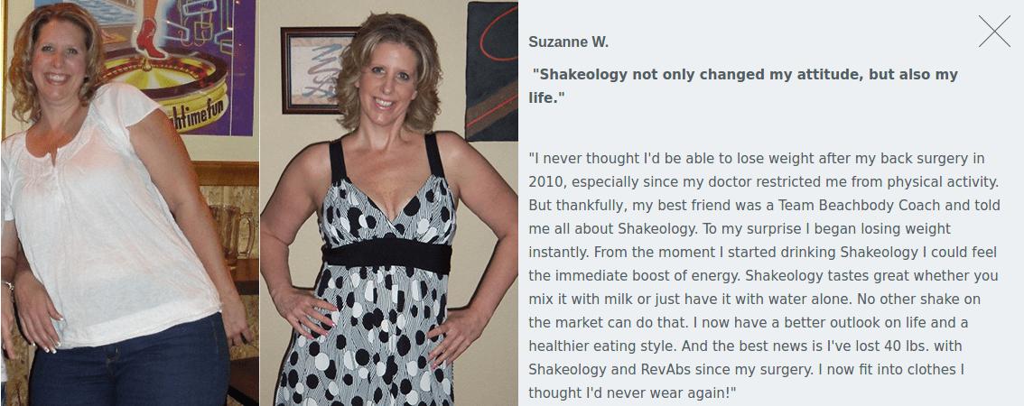 shakeology customer review 2