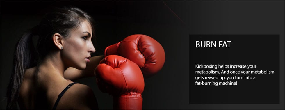 Weight loss with Kickboxing