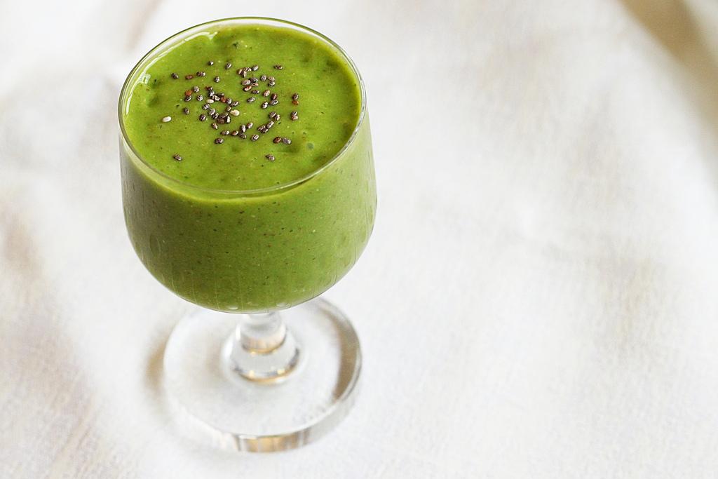 Green smoothie benefits
