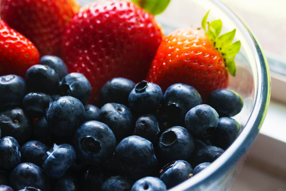 fruits into your smoothie