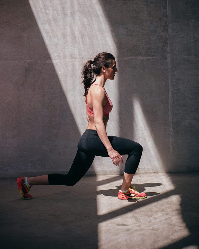 Beginners Leg Workout at Home