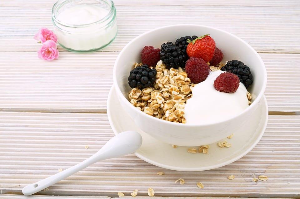 food to improve infant's brain health