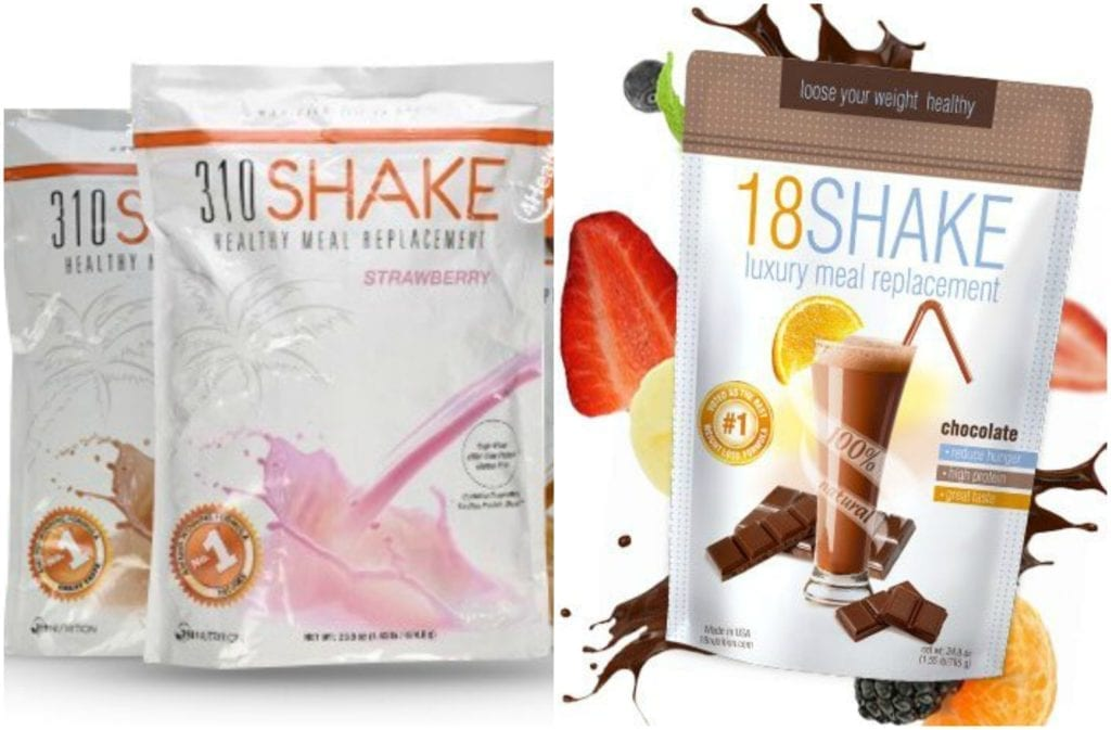 18 shake vs 310 shake review