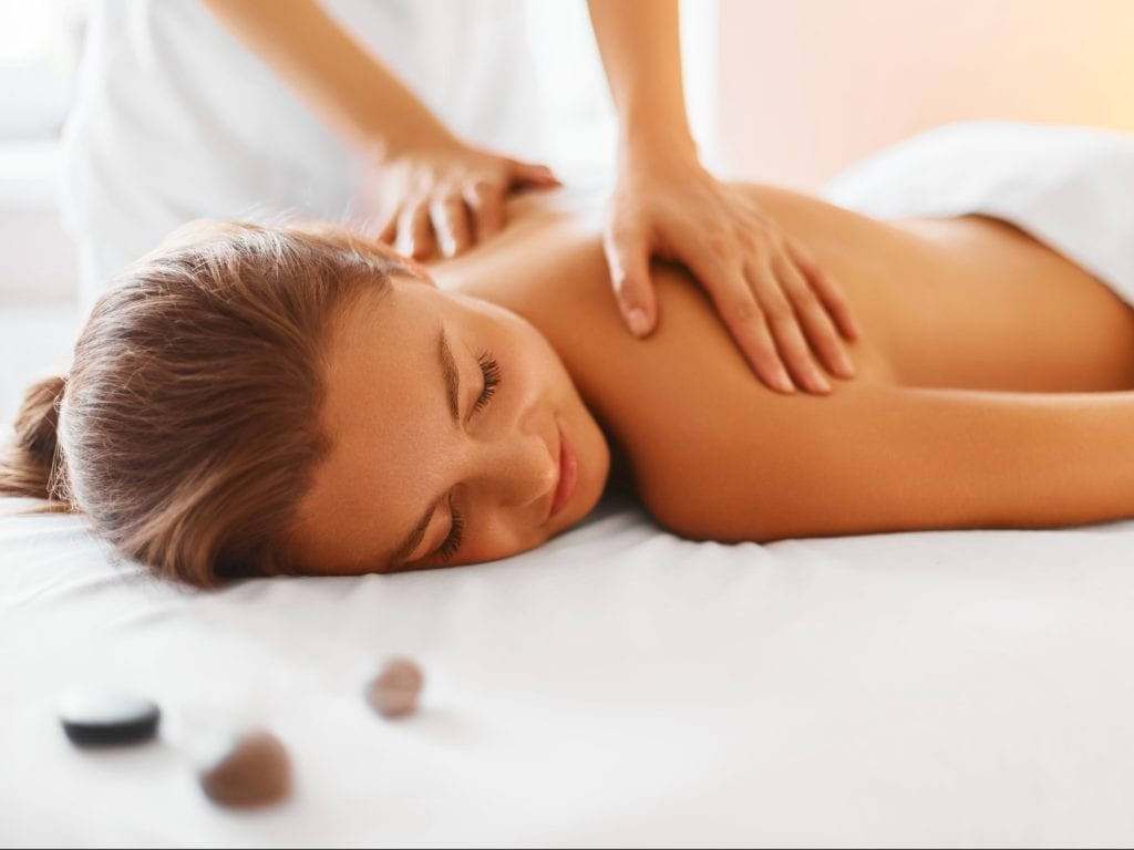 massage therapy for mental health