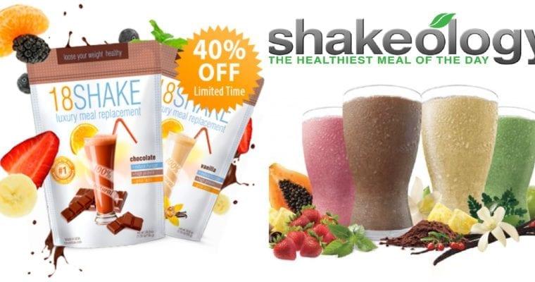18 Shake vs Shakeology Reviews