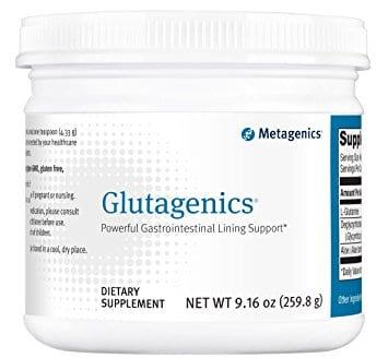 Metagenics Glutagenics reviews