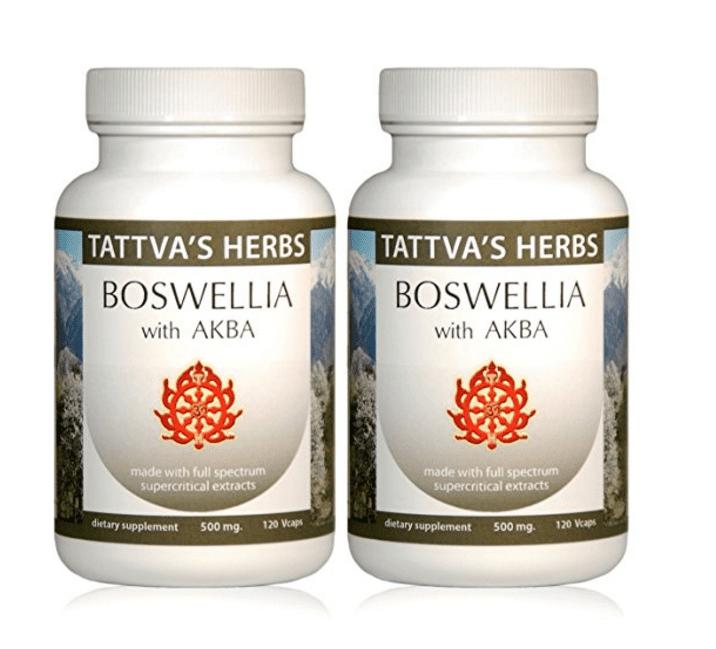 boswellia complex reviews