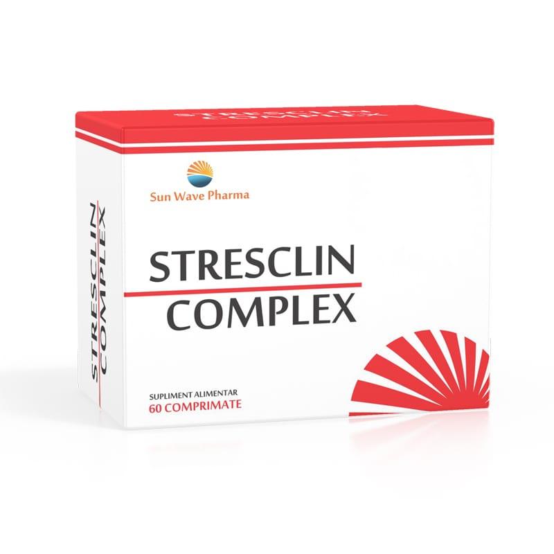 stresclin complex review