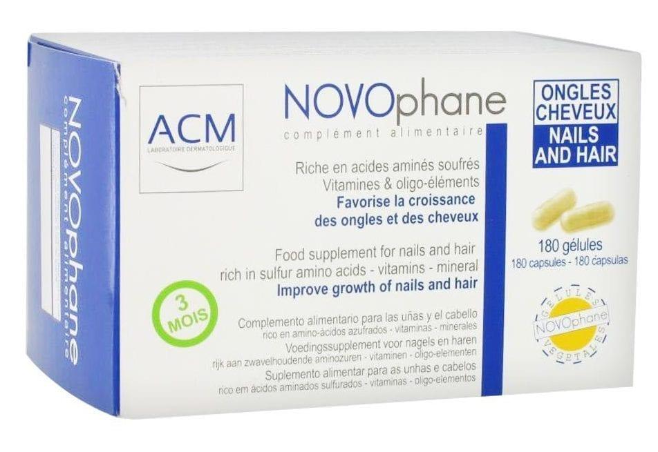 Novophane Capsules