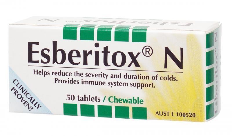 Esberitox reviews