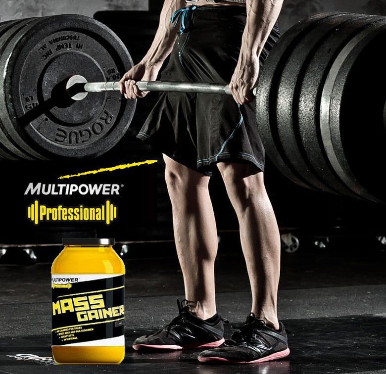 Multipower Mass Gainer reviews