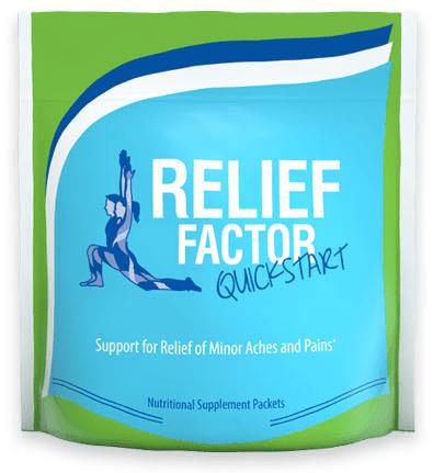Relief Factor ingredients review