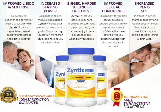 Zyntix ingredients