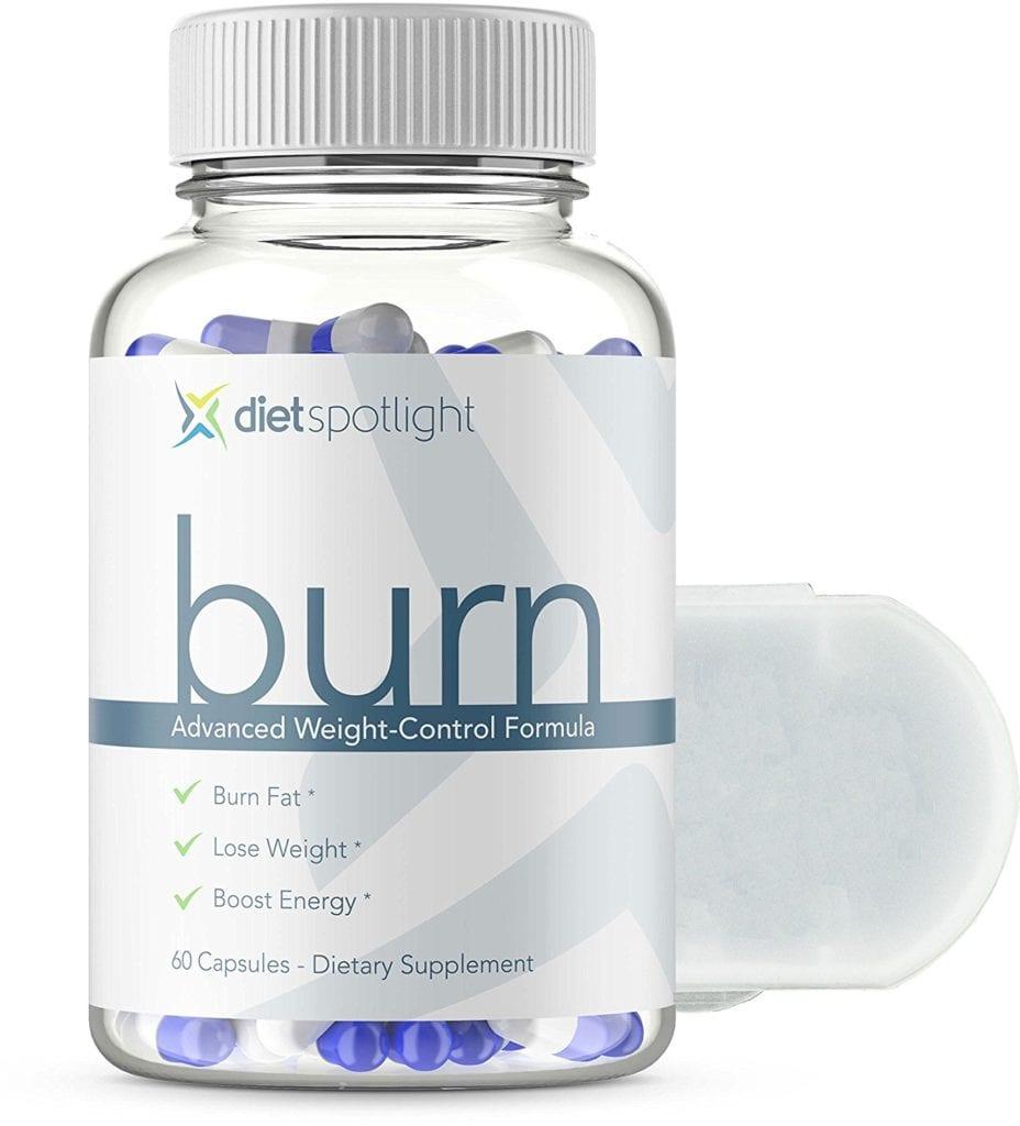 Dietspotlight Burn scam