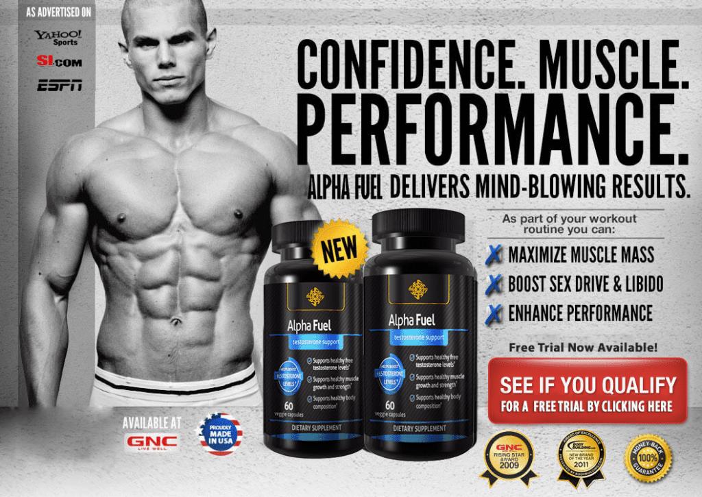 alpha fuel build muscle review