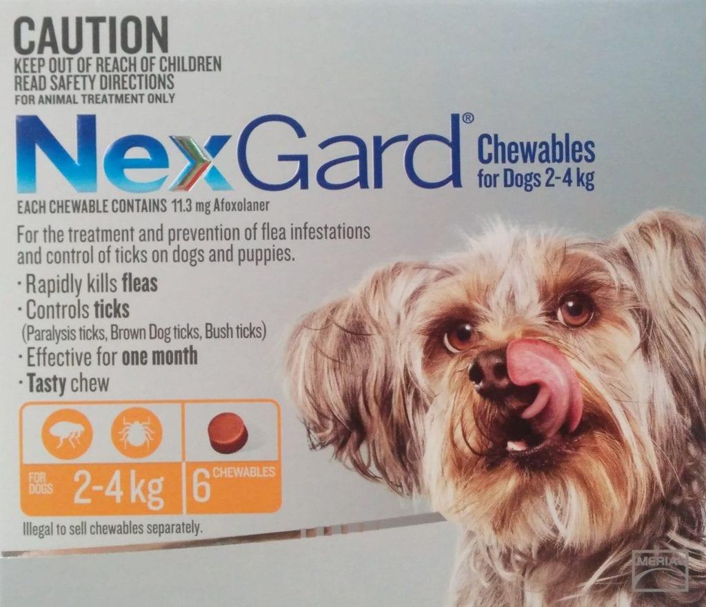nexgard reviews