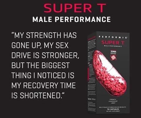 Performix Super T reviews