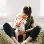 8 Ways To Combat New Mom's Sleep Troubles