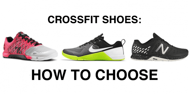 4 Best CrossFit Shoes on the Market