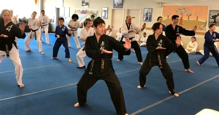 Top 10 Benefits of martial arts