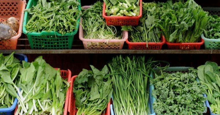 Seven green leafy vegetables you need to consume for whiter teeth dental
