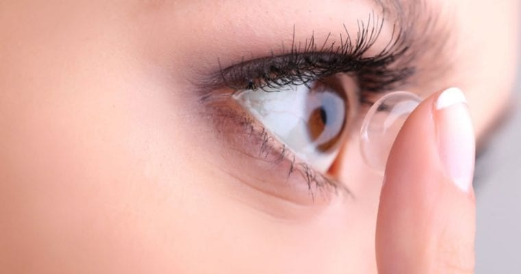 How to Care Your Contact Lenses