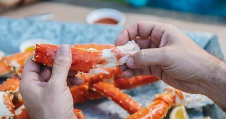 Where to Order crab legs online