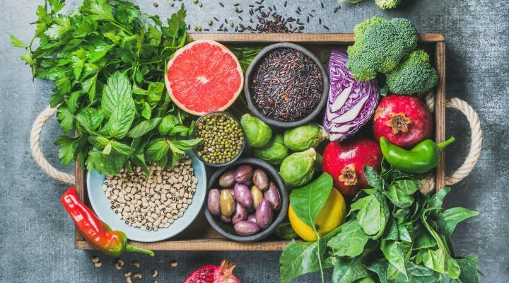 The Best Vegan SuperFoods to Improve your Gut Health