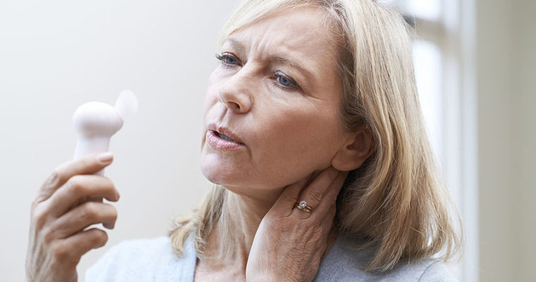 Get Relief from the Symptoms of Menopause