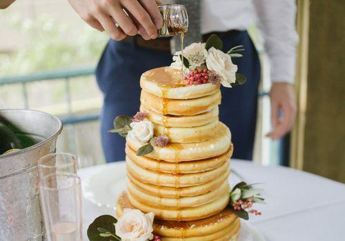 Some Ideas For Wedding Cake Alternatives