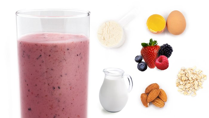 Best Protein Cocktails for the Student – Simple, Delicious and Healthy