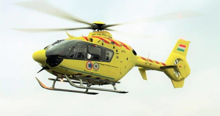 Air ambulance helicopter: advantages and benefits