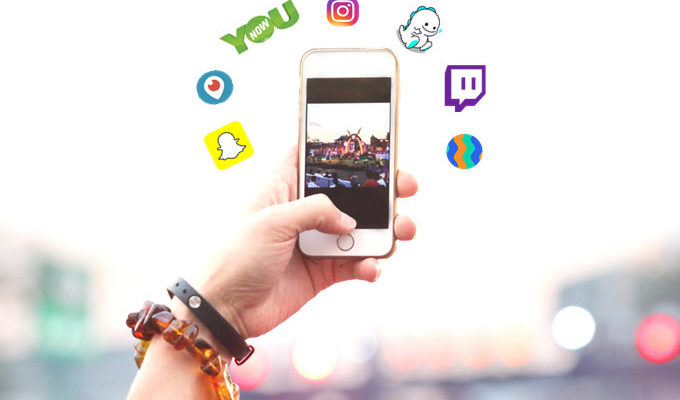 Explore Your Options with Live-Streaming Apps