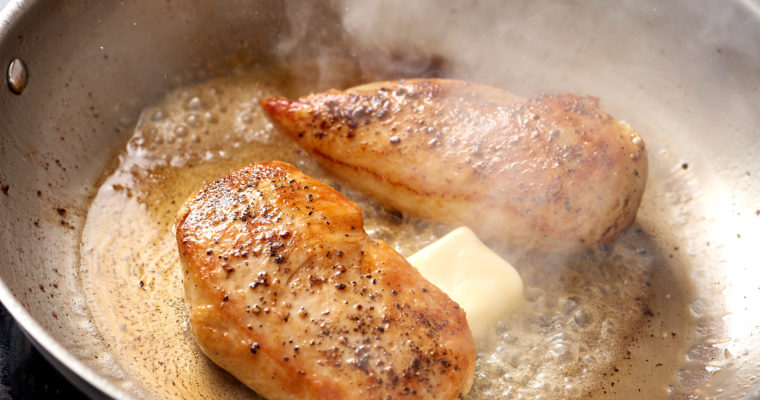 The best way of cooking chicken for weight loss