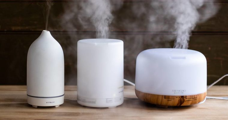 Uplift Your Mood with These Essential Oil Diffusers