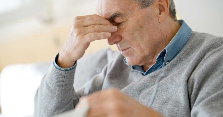 Beware! Symptoms That Older Men Shouldn't Ignore