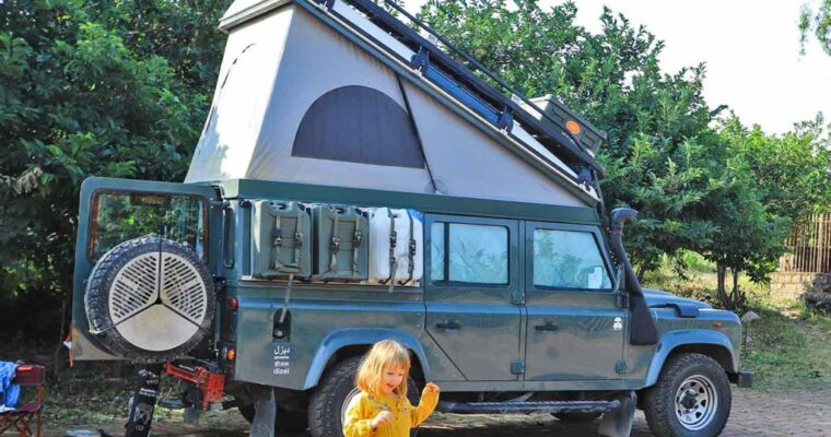 4X4 Camping Checklist: Baja California Edition