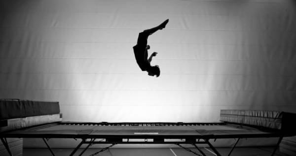 Trampolining for Health