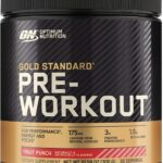 Best Ingredients of Pre-Workout Supplements