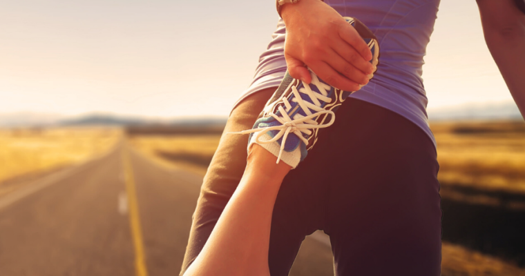 HOW TO STRETCH SHIN SPLINTS TO CONTINUE RUNNING