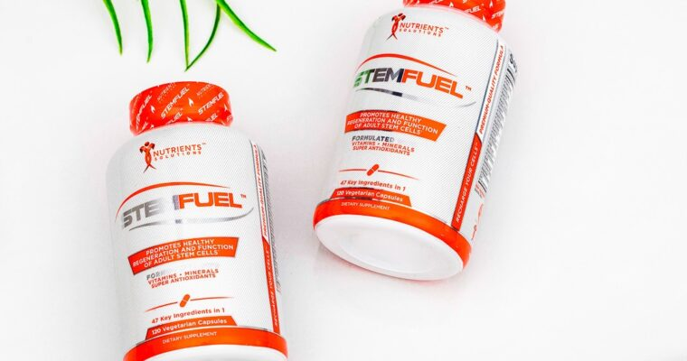 STEMFUEL®: The Best Antioxidant Supplement for your Cells