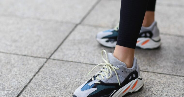 Popular Sneakers for Fitness Enthusiasts