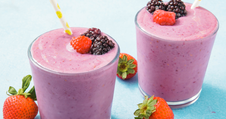 Healthy Smoothie Recipes to Kick Start Your Day