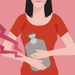 Coping with menstrual pain without resorting to drugs