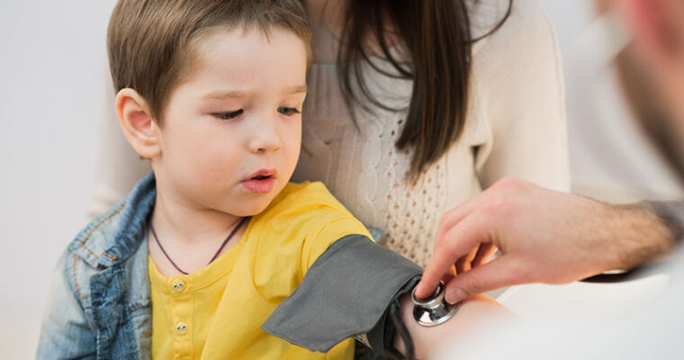 What You Need to Know About High Blood Pressure in Children