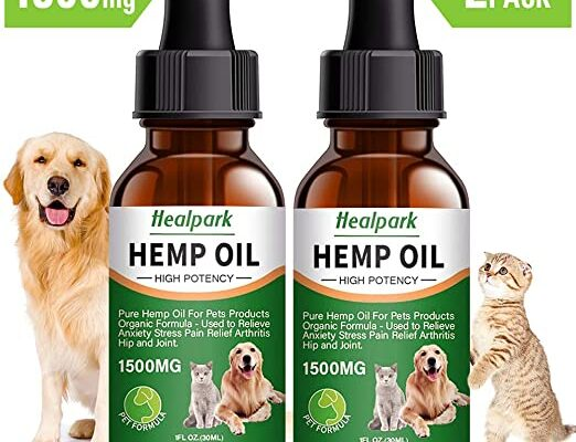 5 Reasons To Assist Your Dog's Health with CBD Oil for Pets