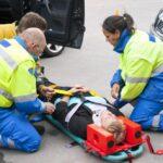 Can a car accident cause trauma?