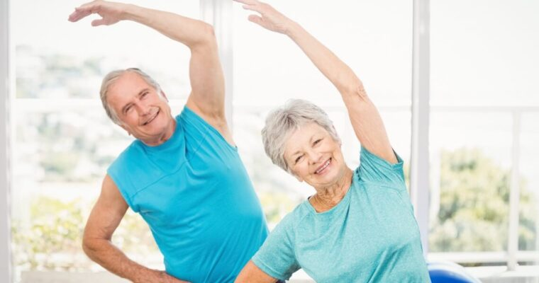 How Important Exercise for Seniors and Aging Adults