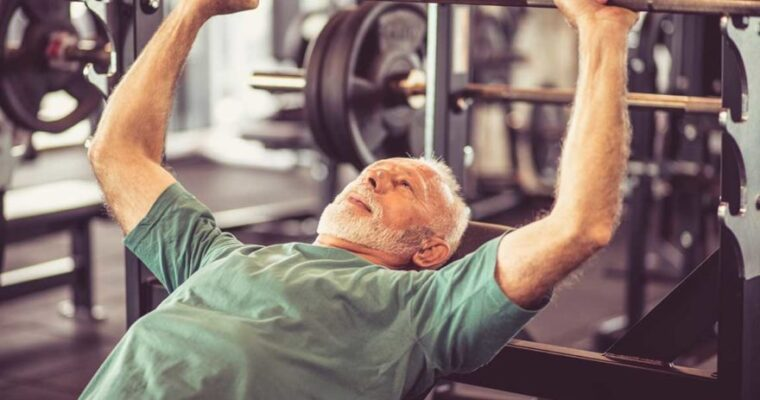 How Often Should a Senior Lift Weights?